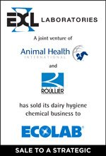 Ecolab Acquires Dairy Hygiene Chemical Business