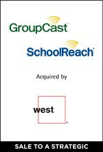 SchoolMessenger Announces Acquisition of SchoolReach