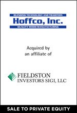 Hoffco sold to investor group